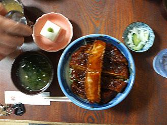 むら井のロースカツ丼(ソース)